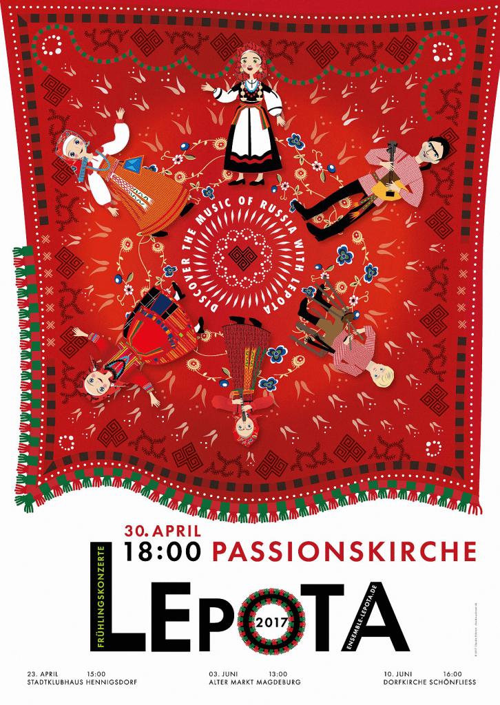 plakat-lepota-passionskirche Claudia Eckstein